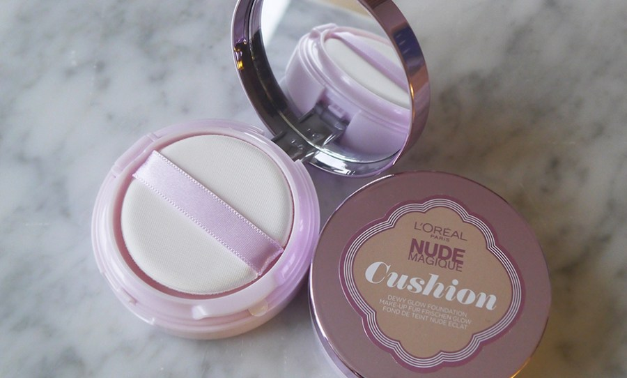 L'OrealCushionFoundation01