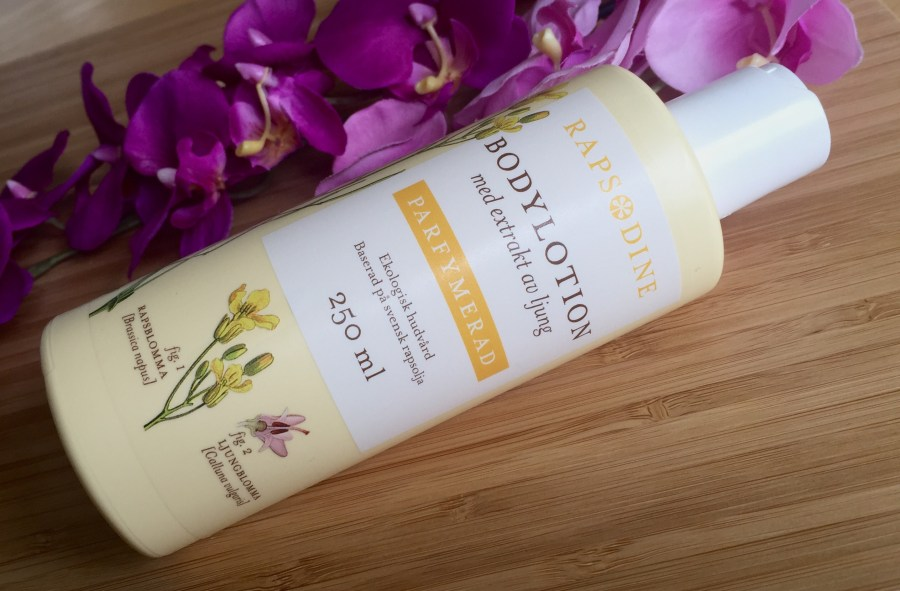 Rapsodine Body Lotion