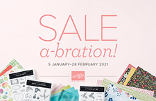 Jan-Feb Sale-A-Bration 2021