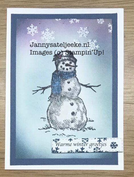 winterkaart