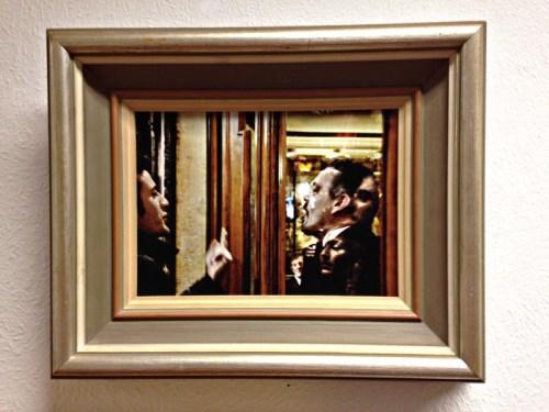 Glass Wall Dialogue © Jan Oberg 2014
