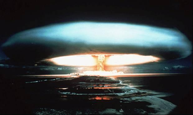 Endnu mere USansk selvødelæggelse: Det nye kærnevåbenkapløb mod Rusland og Kina