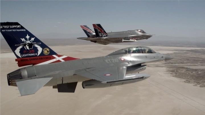 F-35 – amerikanske politikere og militære leder nu efter andre løsninger