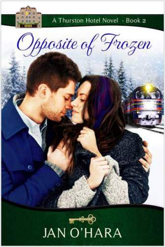 Jan O'Hara's novel, Opposite of Frozen