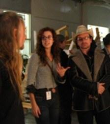 Bono and Heidi