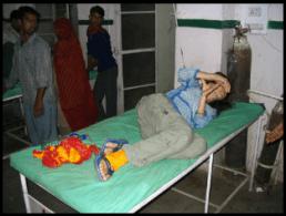 India incident