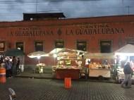 Mexico City Cantina La Guadalupana