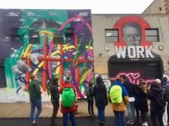 Bushwick Brooklyn Street Art Graffiti walking tour free