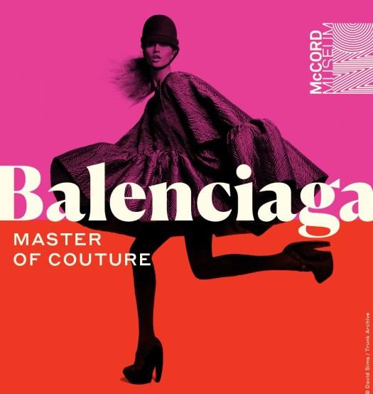 McCord Balenciaga Promo Poster