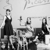 Picasso Photobooth! Photo: Mélissa Gamache