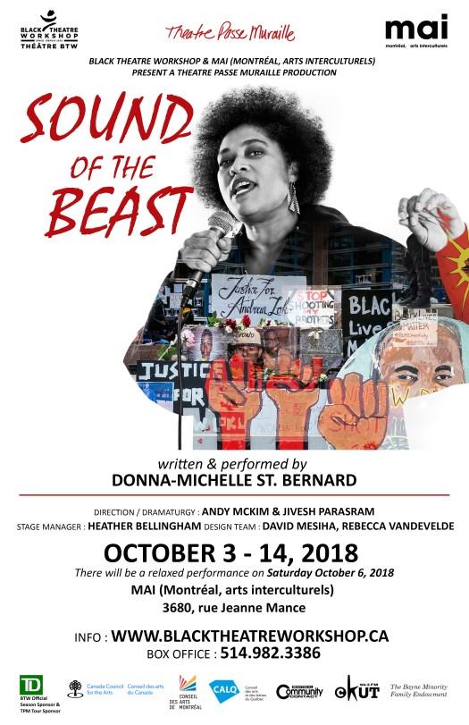 Sound of the Beast 11 x 17 v1