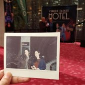Cirque Eloize HOTEL. Polaroid. Photo: Alexandra Margs