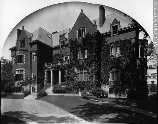 Amis et propriétaires de maisons anciennes du Québec architecture Golden Square Mile Montreal