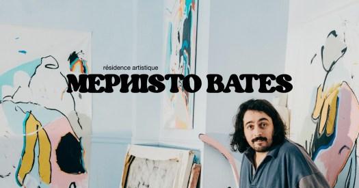 Artist residency Mephisto Bates Aussenwelt Promo Art & the city