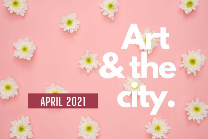 Art & the City April 2021 Montreal Jano Lapin