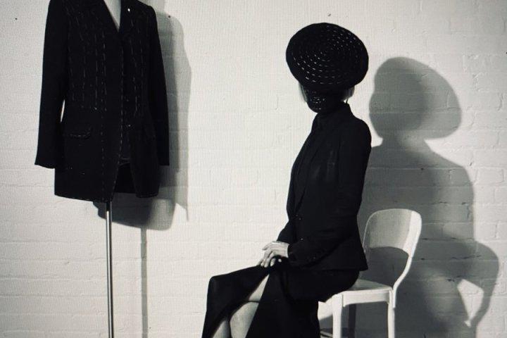Mask Down Video Multi Media Performance Cinthya Chalifoux My Magic Reality Jano Lapin Gallery