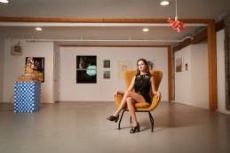 Anne Jano, Fondatrice & Directrice de la galerie