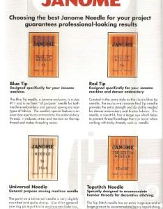 Blog needle also product review janome sewing machine needles life rh janomelife wordpress