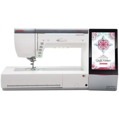Janome Quiltmaker MC15000