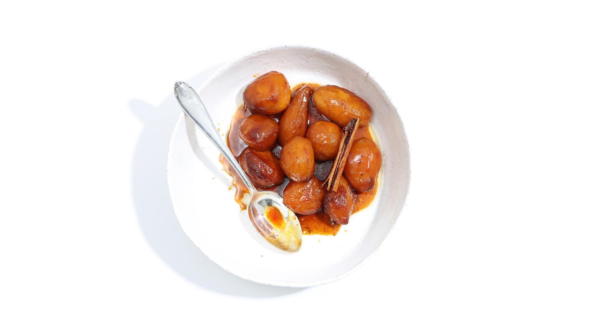 JAN | Jan Hendrik van der Westhuizen | Caramel Sweet Potatoes