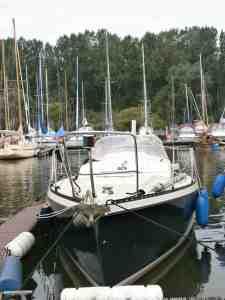 SeaBelow ohne Mast