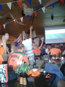 Holland bei der Fußball WM
