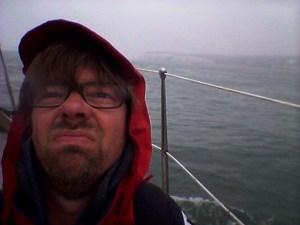 Nieselregen bei Dover