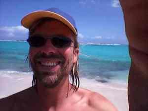 Selfie Strand Canouan