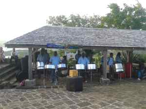 Steelband Shirley Heights