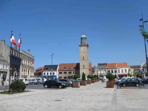 Marktplatz Gravelines