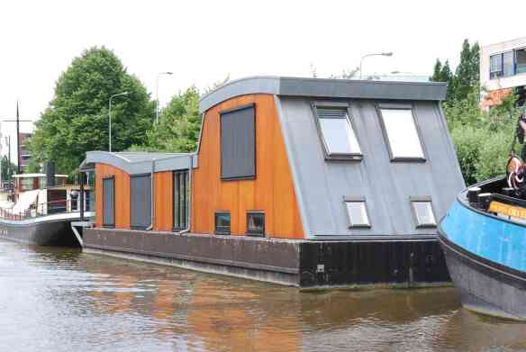 Hausboot Groningen