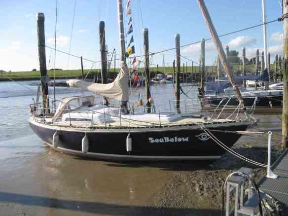 SeaBelow im Schlick