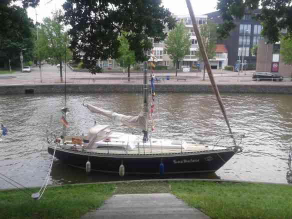 SeaBelow mit Abstand zum Ufer