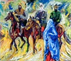 Burqua Horsemen