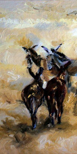 Gweta Donkeys