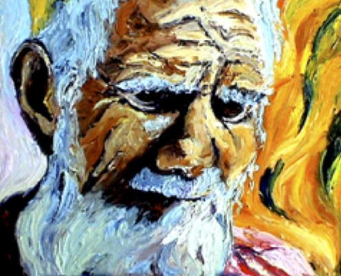 Old Man Yellow