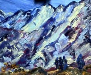 Paghman Mountains