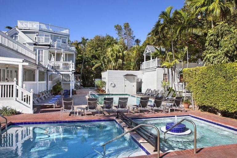 NYAH pools, Key West