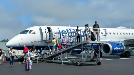 JetBlue Nantucket