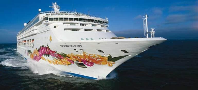 Norwegian cruise ship Cuba