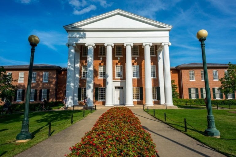 Lyceum at University of Mississippi