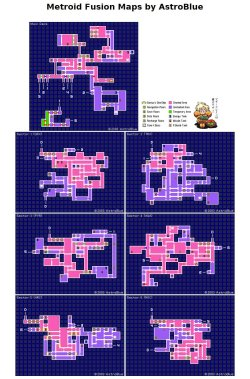 Metroid Fusion Map : metroid, fusion, Metroid, Fusion, Jansenprice.com