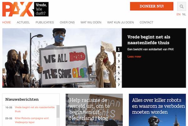 Online-Leerhuis : Black Lives Matter