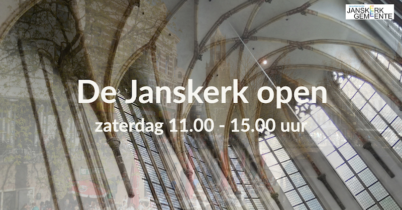 De Janskerk open