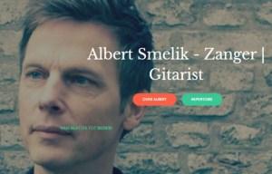 Website van broer Albert