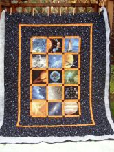 Marian's Space Quilt