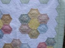 Hexagons close up 2