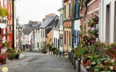 Frankrijk, Saint-Valery-sur-Somme, Picardië