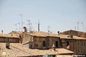 Pitigliano, Toscane