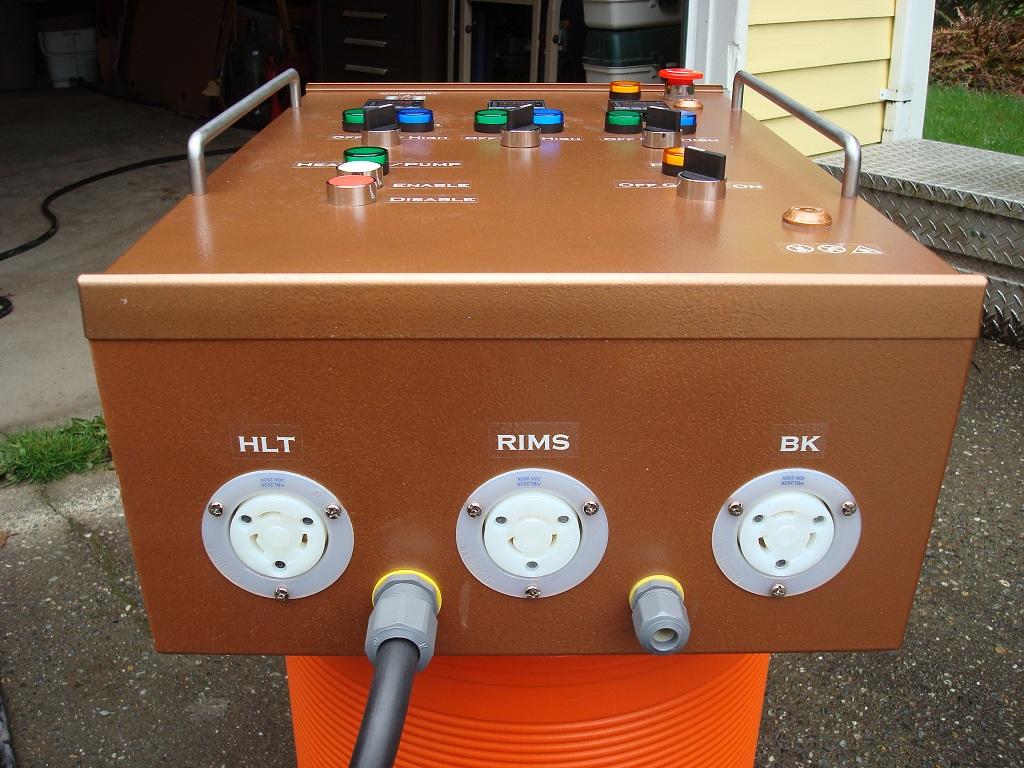 hight resolution of bottom of control panel